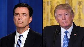 Trump defends why he fired Comey