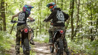 VATERTAG || ENDURO || FAILS // RIDE WITH FRIENDS