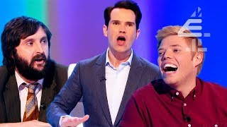 Jimmy Carr Tells Off the Audience?!   8 Out of 10 Cats   Best of Jimmy Series 15