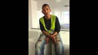 Young Construction Worker imitates Sheikh Sudais, Shuraim, Muaiqly & more!