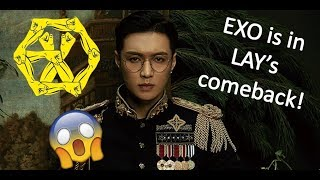 EXO is actually in LAY
