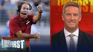 Joel Klatt on the latest CFB playoff rankings, Ohio State