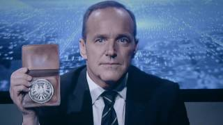 Coulson Interrupts the Broadcast - Marvel