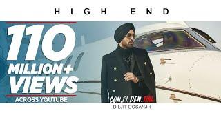 Official Video: High End | CON.FI.DEN.TIAL | Diljit Dosanjh | Song 2018
