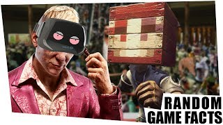 VR-Drogen in Far Cry & Minecraft versteckt in Fable - Random Game Facts #92