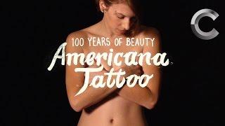 100 Years of Beauty - Episode 14: Americana Tattoo (Casey)
