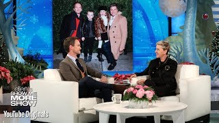 Neil Patrick Harris on His Kids and Christmas