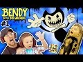 EVIL MICKEY MOUSE!??! BENDY & THE INK MA...mp3