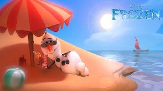 "FROZEN | ""In Summer"" Song -- Official | Official Disney UK"