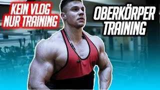 Oberkörper Workout - Oberkörpertraining - Fitness | SMARTGAINS