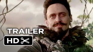 Pan Official Trailer #1 (2015) - Hugh Jackman, Amanda Seyfried Movie HD