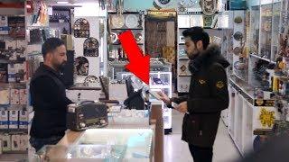 مقلب ببائع سوري في تركيا
