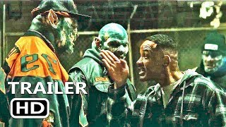 BRIGHT New Official Trailer (2017) Will Smith Film Action, Crime, Fantasy