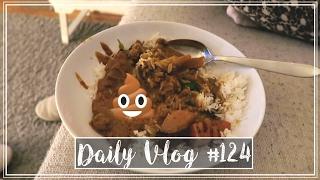 BISSCHEN WIDERLICH! #dailyvlog Nr. 124   MANDA