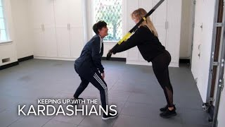 KUWTK | Kris Jenner Interferes With Pregnant Khloé