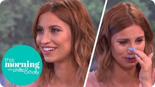 Pregnant Ferne McCann Is Overwhelmed by the Positive Public Support She