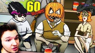 DIE SEHEN AUS WIE SUPERHELDEN !!! (nein sie sind es nicht..) | 60 Seconds