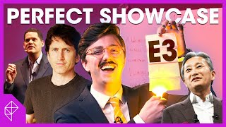 How to make a perfect E3 press conference (or drinking game)   Unraveled