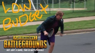 Low Budget Battlegrounds