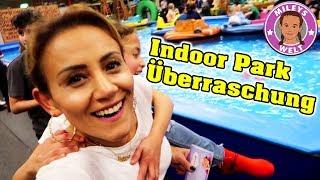 INDOOR FREIZEIT PARK ÜBERRASCHUNG für Miley - Jimmys Fun Park | Mileys Welt