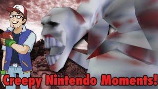 Top 10 Creepy Things in Nintendo Games