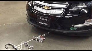 Six tiny robot Ants pull a 1.8-tonne car | Latest Technology News 2016