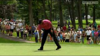 Tiger Woods dominates at Buick Open 2009