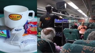 My First Indian Train Journey Delhi to Jaipur executive class India vlog 7 Youtube Travel with Simon