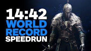 Dark Souls 2: 14 Minute World Record Speedrun