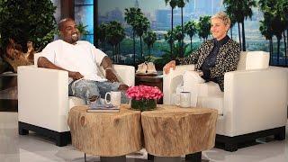 Kanye West on His Kids