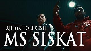 AJÉ feat. OLEXESH  - MS Siskat ► Prod. von PLUQSTA (Official Video)