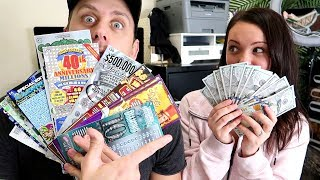 SHE TOOK THE MONEY!!