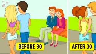 WHAT LIFE LOOKS LIKE BEFORE AND AFTER 30