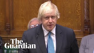 Boris Johnson apologises for failing to register payments: