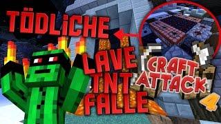 TNT LAVAFALLE + NEUE MAUER GEGEN PETRITS ARMEE CRAFTATTACK SEASON 4