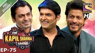 The Kapil Sharma Show - दी कपिल शर्मा शो - Ep-75-Shahrukh In Kapil