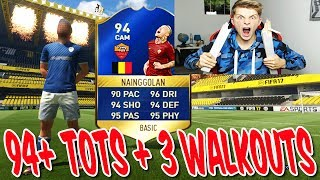 94+ SERIE A TOTS + 3 WALKOUTS IN PACK OPENING!! ⛔️🔥😎 - FIFA 17 ULTIMATE TEAM (DEUTSCH)