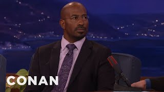 Van Jones On Prison Reform  - CONAN on TBS