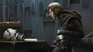 Who Kylo Ren is Really Talking to When He Speaks to Vader