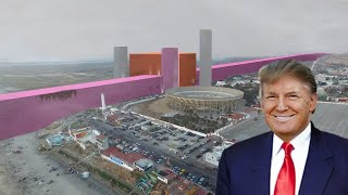 """9 Things That COULD Happen if Trump Builds """"The Wall""""!"""