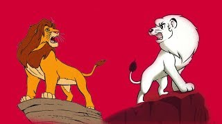 "The ""Original Story"" - The Kimba / Simba Controversy"