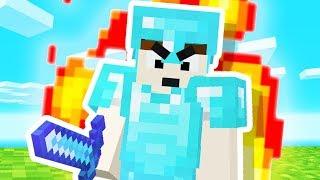 We're OVERPOWERED in Minecraft Hardcore!