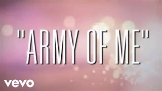 Christina Aguilera - Army of Me (The Lotus Album Preview)