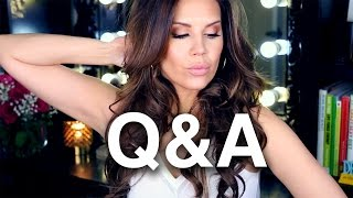 Q&A | My Age - Plastic Surgery - Lip Injections - Married???