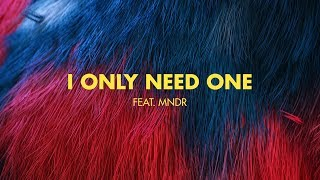 Bearson - I Only Need One feat. MNDR [Ultra Music]