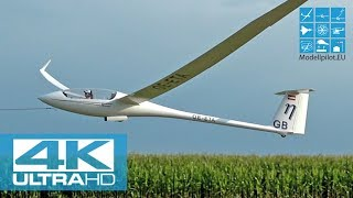[4K] XXXL RC ETA 50% M 1:2 IN BIG TROUBLE - flying without ELEVATOR, FLAPS & RUDDER FUNCTION!