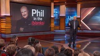 Dr. Phil Announces