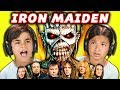 KIDS REACT TO IRON MAIDEN (Metal Music)mp3
