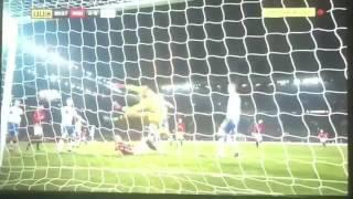 Bastian Schweinsteiger GOAL• Manchester United vs Wigan • FA Cup