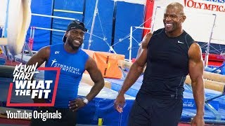 Bonus Scenes: Kevin Burns Terry on the Ropes | Kevin Hart: What The Fit | Laugh Out Loud Network